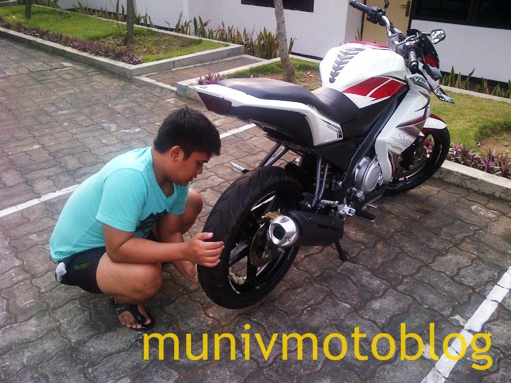 Modifikasi Undertail New Vixion Nunggingnya Asoy Geboy