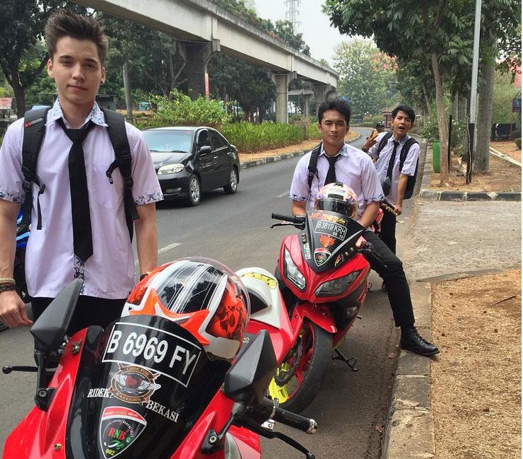 Sinetron Anak Jalanan Menaikan Pamor Ninja Sebagai Motor Lelaki