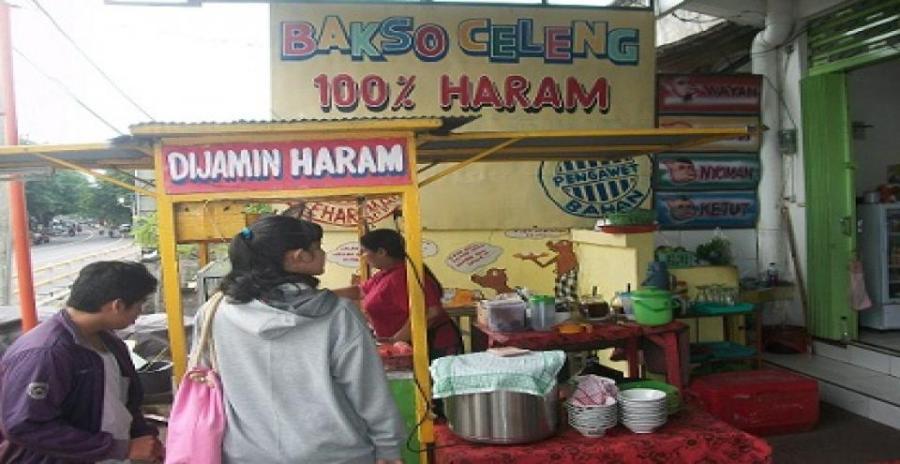 Asli Haram, Bakso Celeng Singaraja Digemari_797369