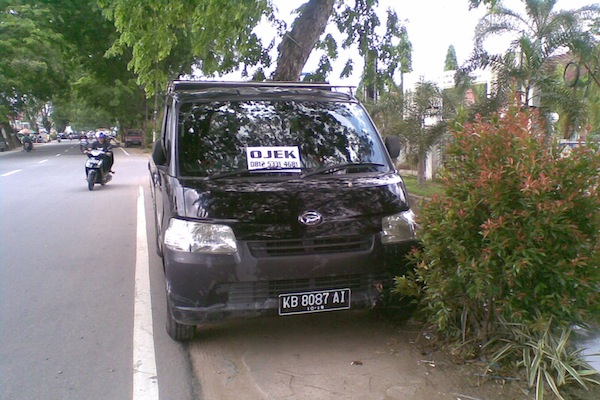 Jasa-Ojek-Pick-Up-Pontianak-Imam-Bonjol-Untan-081253314681