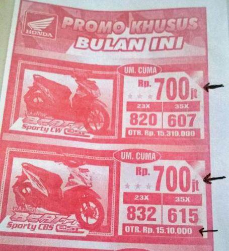 brosur-beat-uang-muka-700-juta-jpg