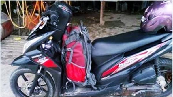 Bawa-Tas-Ransel-di-Dek-Skutik-kena-tilang-di-Cirebon