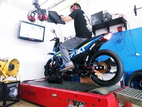 Hasil-Dynotest-Suzuki-Satria-F-Injeksi-Tembus-1654-Hp-plug-and-play-performance