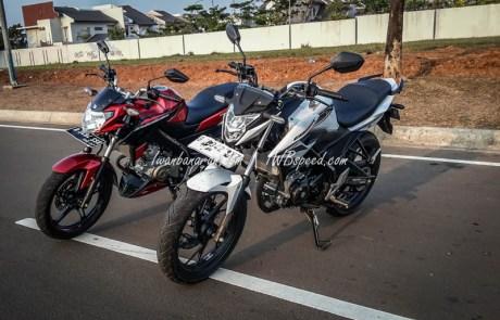 Yamaha New Vixion Advance Tumbang Akibat Yamaha Malas