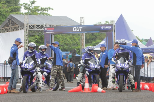 Fun riding competition dengan All New R15 di Yamaha Sunday Race (4)