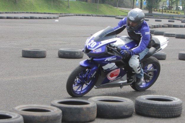 Fun riding competition dengan All New R15 di Yamaha Sunday Race (5)