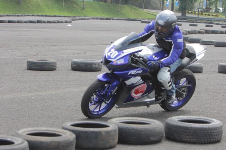 Fun riding competition dengan All New R15 di Yamaha Sunday Race (5)