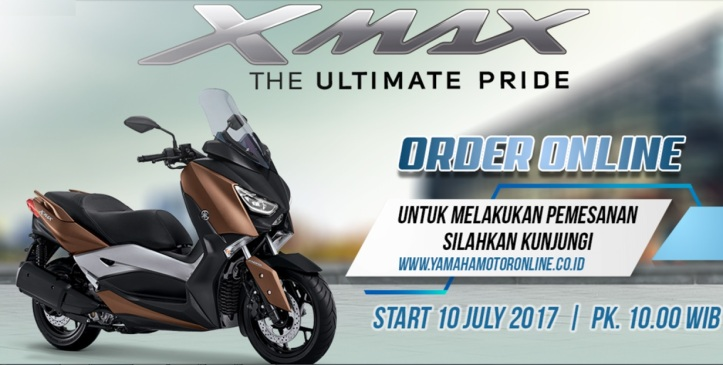 Order Online XMAX