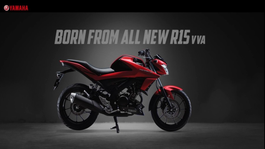 All New Vixion R