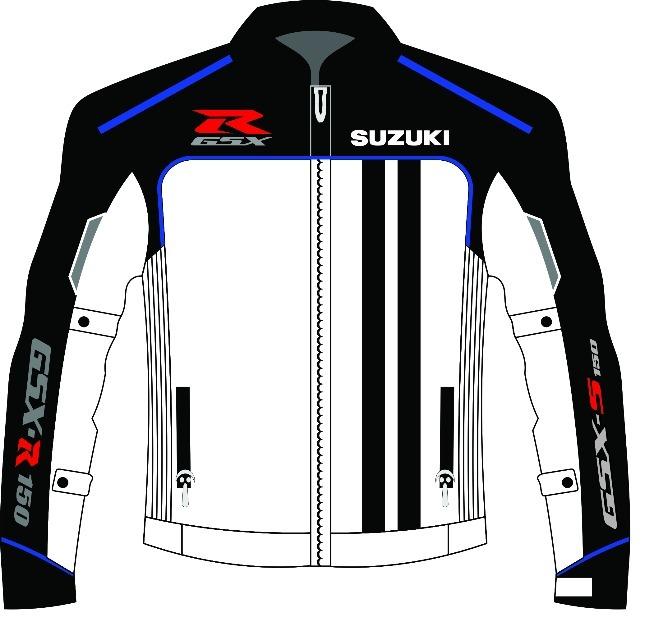 Jacket sporty GSX - Front