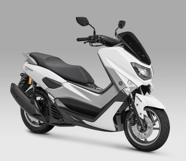Yamaha NMAX 155 model 2018 White
