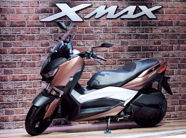 Yamaha XMAX Ultimate Bronze