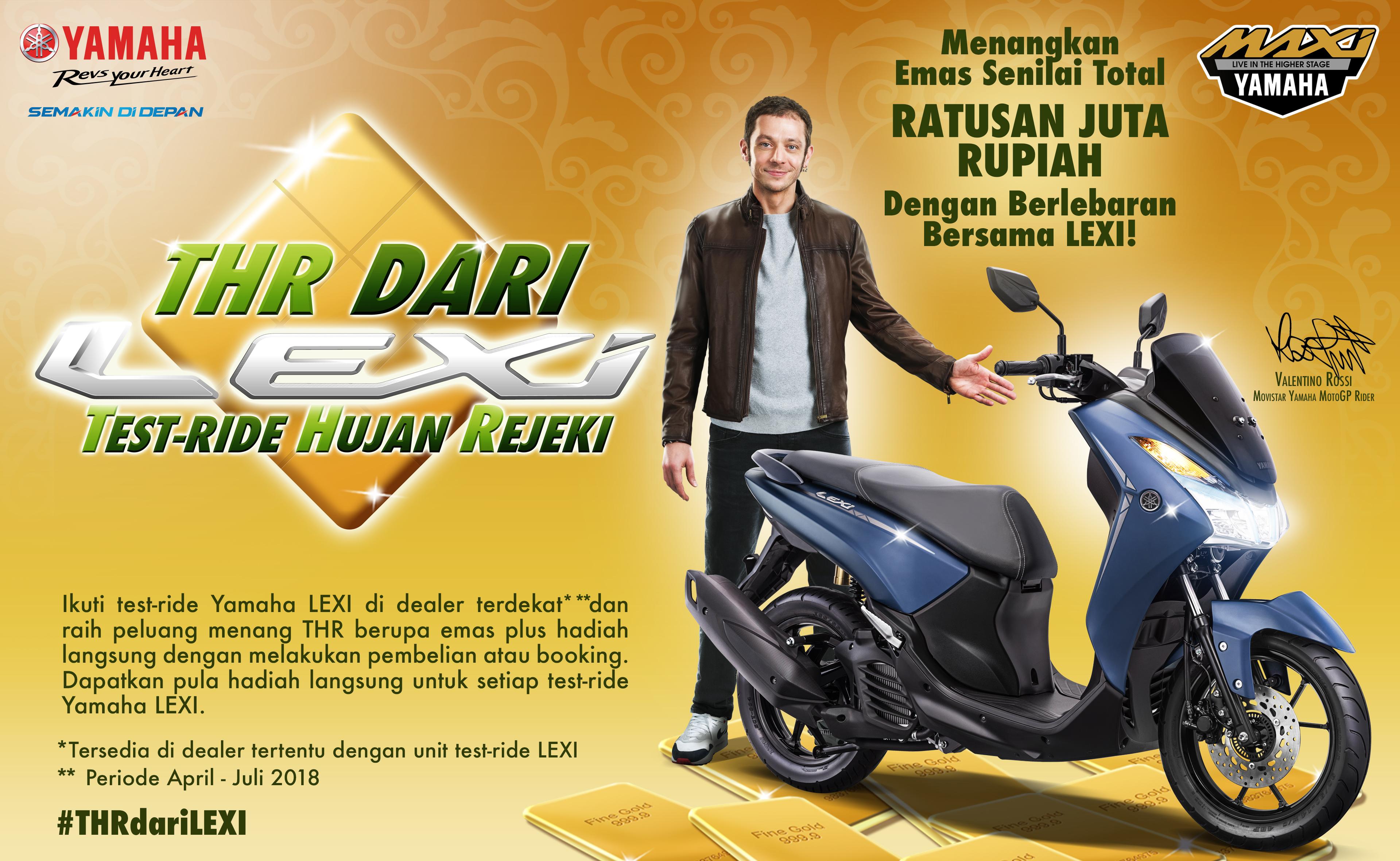 Https 2018 11 20 Beruntung 63 Pemenang Dp Uang Muka 25 Yamaha Aerox Std Kredit Leasing Hitam 17 Bulan Print Ad Horisontal Revisi