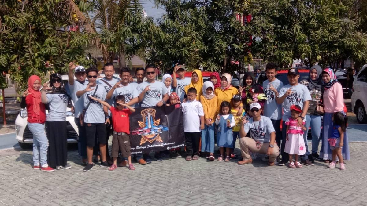 Keseruan Acara Fun Rally Calsic Lasmojo bersama Polres Mojokerto Sambangi Wisata Desa Jembul kecamatan Jatirejo, Borong Hadiah !!!!!